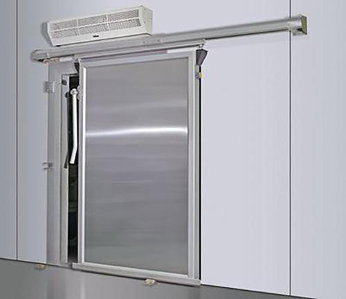 冷库设计安装平开门
