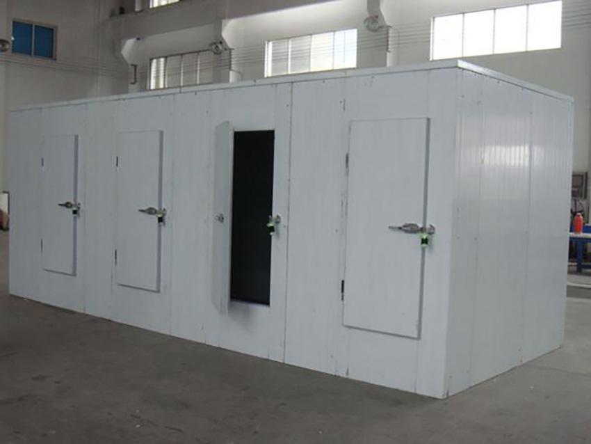 济南冷库安装专家解答:工业冷水机耗电量为什么变大了?