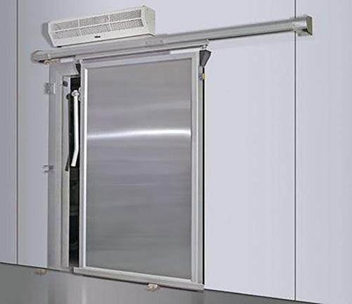 济南冷库设计安装平开门